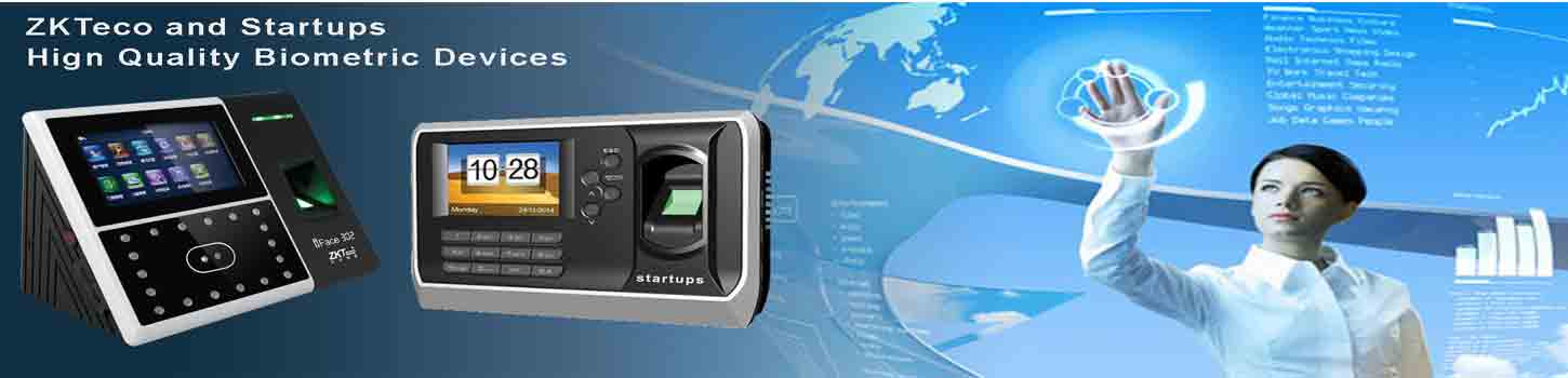 Biometric System & Solutions, Biometric Time Attendance System in